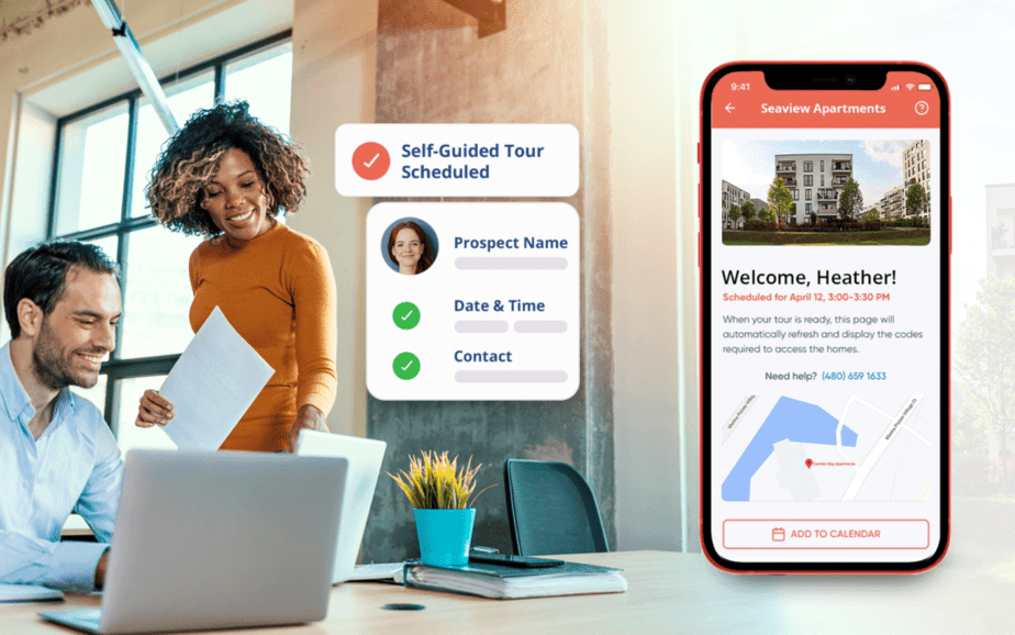 iApartments Brings Simplicity to Self-Guided Touring