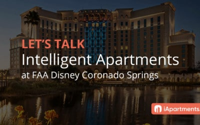Intelligent Apartments will be a Hot Topic at FAA Conference 2021